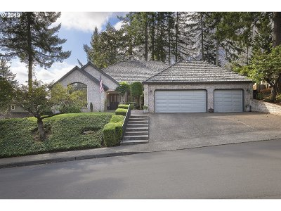 Lake Oswego, West Linn Single Family Home For Sale: 1338 Troon Dr