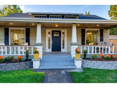 Vancouver Single Family Home For Sale: 706 W Fourth Plain Blvd
