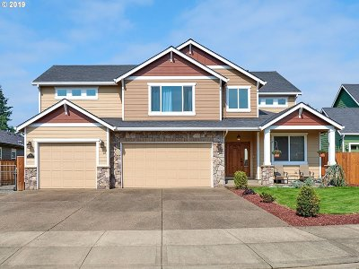 Stayton Single Family Home Sold: 991 Cooper Ct