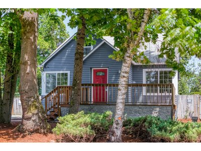 Single Family Home For Sale: 727 N Bertelsen Rd