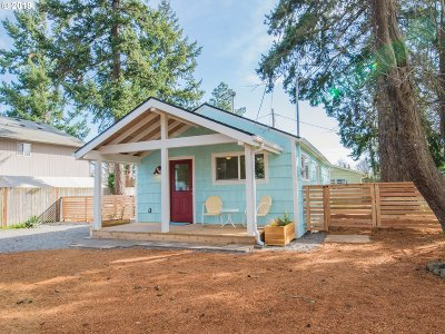 Single Family Home For Sale: 4554 NE 64th Ave