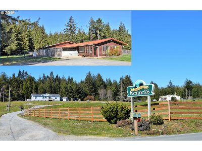 Bandon Multi Family Home For Sale: 83737 North Bank Ln