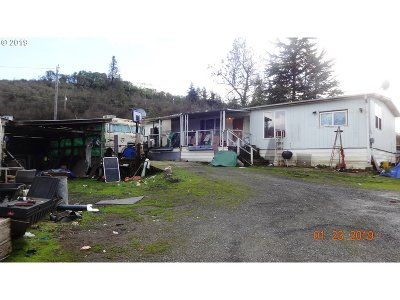 Roseburg Single Family Home For Sale: 151 Carson Ln