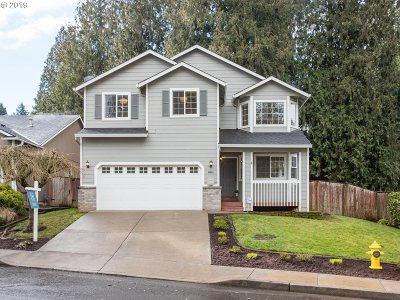 Vancouver Single Family Home For Sale: 8501 NE 16th Ln