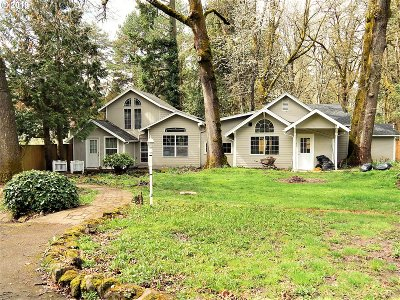 Milwaukie Single Family Home For Sale: 15115 SE East Ave