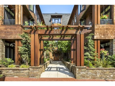 Lake Oswego Condo/Townhouse For Sale: 573 2nd St