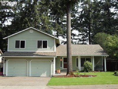 Gresham Single Family Home For Sale: 1531 NW 19th St