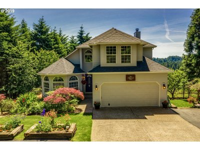Clackamas County Single Family Home For Sale: 18400 SW Smith Rd