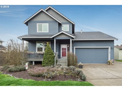 Newberg Single Family Home For Sale: 609 E Columbia Dr