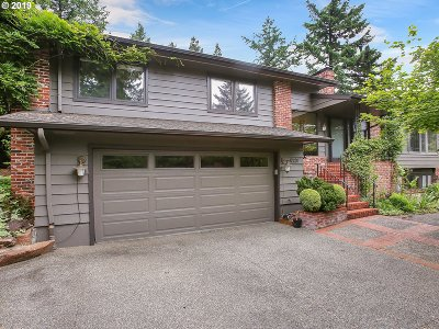 Single Family Home For Sale: 4901 SW Fairhaven Dr