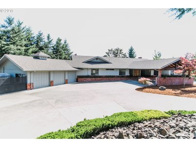 Roseburg Single Family Home For Sale: 1081 Umpqua College Rd