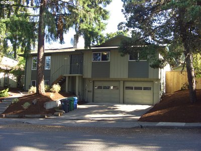 Eugene Single Family Home For Sale: 255 Coachman Dr