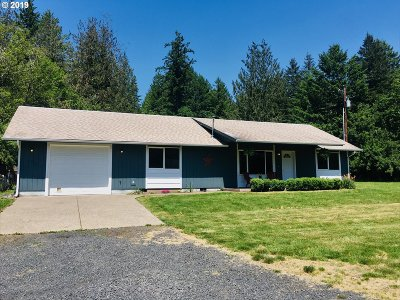 Gates Single Family Home Sold: 640 N Santiam Hwy