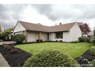 Single Family Home For Sale: 1907 NE 149th Ave