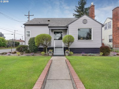 Single Family Home For Sale: 5605 NE 10th Ave