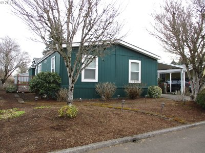 Oregon City Single Family Home For Sale: 18200 S Silverwood Dr