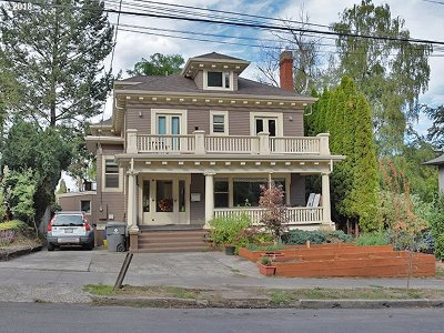 Single Family Home For Sale: 1425 SW Harrison St SW