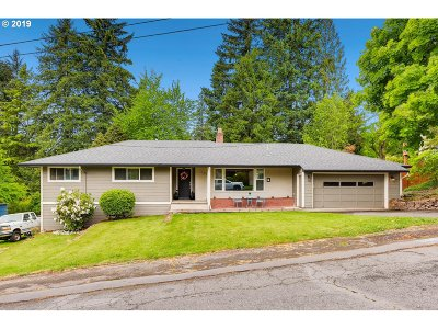 Single Family Home For Sale: 12431 SE Guilford Dr