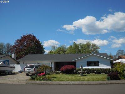 Sheridan Single Family Home For Sale: 386 NE Elm St