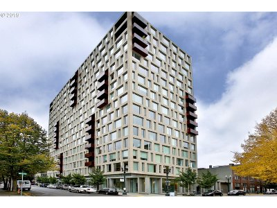Condo/Townhouse For Sale: 937 NW Glisan St #530