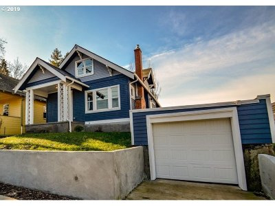 Single Family Home For Sale: 2807 SE 52nd Ave
