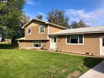 Umatilla County Single Family Home For Sale: 79941 Pheasant Ln