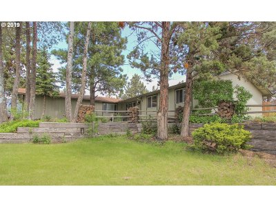 Bend Single Family Home For Sale: 63416 Vogt Rd