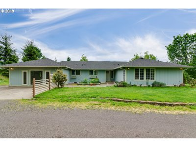 Cowlitz County Single Family Home For Sale: 190 Makela Ct