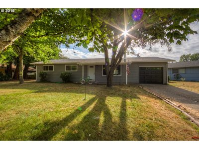 Forest Grove Single Family Home For Sale: 2203 Spruce St