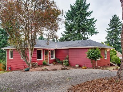 Oregon City Single Family Home For Sale: 18522 S Holly Ln