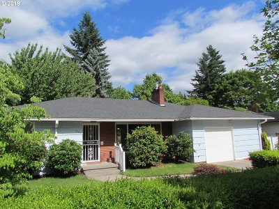 Single Family Home For Sale: 1220 SE 146th Ave