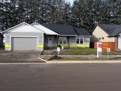 Stayton Single Family Home Sold: 2235 Deer Ave