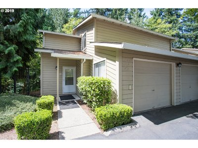 Wilsonville Condo/Townhouse For Sale: 29640 SW Volley St #42