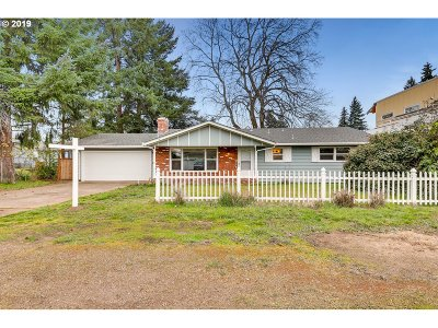 Single Family Home For Sale: 5394 Chehalis Dr