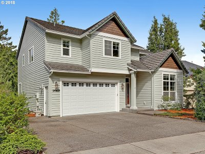 Portland Single Family Home For Sale: 1469 NW Morgan Ln