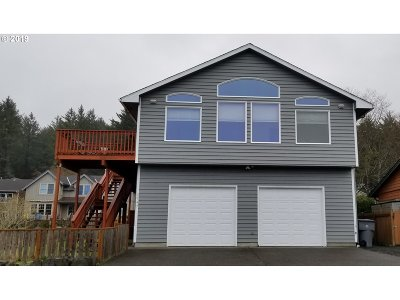 Cannon Beach Single Family Home For Sale: 3747 W West Chinook Ave