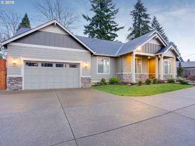 Oregon City Single Family Home For Sale: 841 Linn Ave