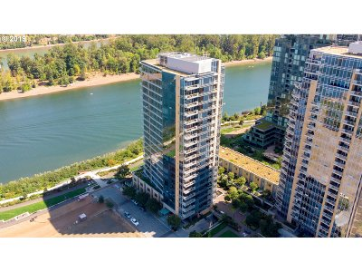Condo/Townhouse For Sale: 0836 SW Curry St #306