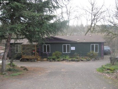 Clackamas OR Single Family Home For Sale: $79,900