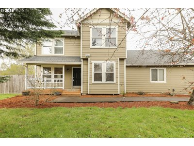 Washougal Single Family Home For Sale: 3880 J St