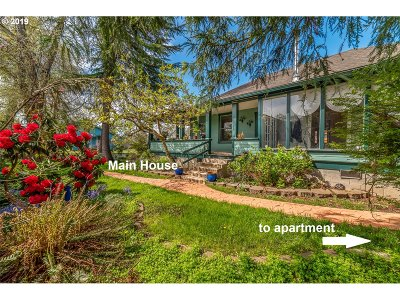 Cottage Grove, Creswell Multi Family Home For Sale: 1132 Ash Ave