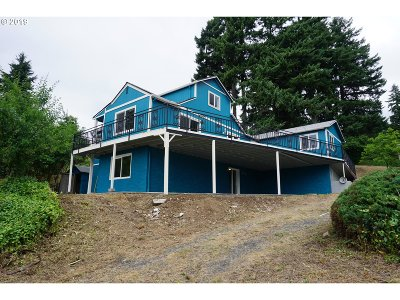 Cowlitz County Single Family Home For Sale: 2380 Kelso Dr