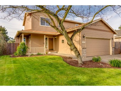 Woodburn Single Family Home For Sale: 1187 Eagle Dr