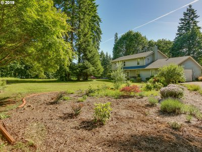 Oregon City Single Family Home For Sale: 18675 S Grasle Rd