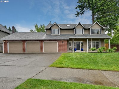 Camas Single Family Home For Sale: 4529 NW Valley St