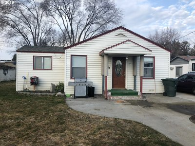 Hermiston Single Family Home For Sale: 1115 NW 3rd St