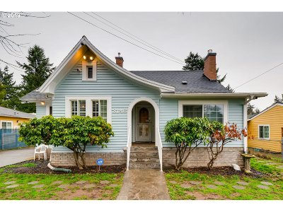 Single Family Home For Sale: 3146 SE 115th Ave