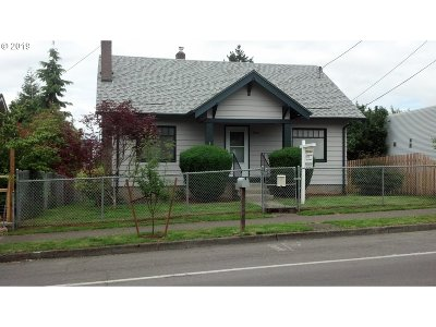 Vancouver Single Family Home For Sale: 3804 W Kauffman Ave