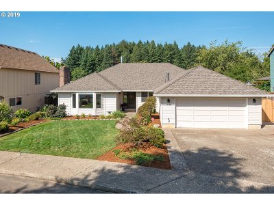 Happy Valley Single Family Home Pending: 12873 SE 127th Ave