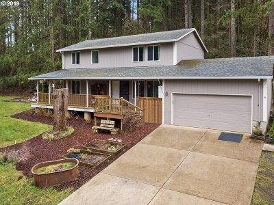 Molalla Single Family Home For Sale: 37993 S Hardy Rd